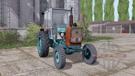 YUMZ 6КЛ trasera ruedas duales para Farming Simulator 2017