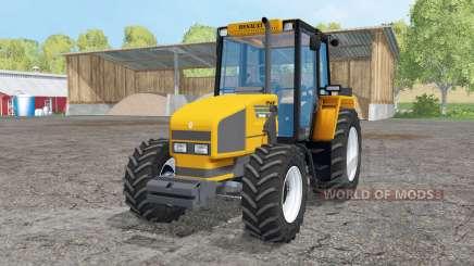 Renault Temis 610 Z loader mounting para Farming Simulator 2015
