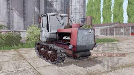 T-150-09 ninasimone-rojo para Farming Simulator 2017