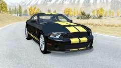 Shelby GT500 v1.1 para BeamNG Drive