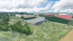 Sudthuringen v4.2 para Farming Simulator 2015