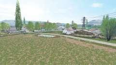 Balkanska Dolina v1.4.5 para Farming Simulator 2015