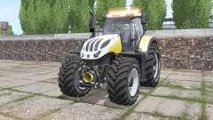 Steyr 6270 Terrus CVT revised light para Farming Simulator 2017