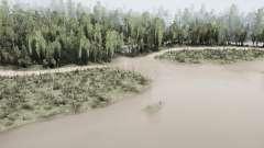 Minnesota Logging Roads para MudRunner