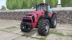 Belarús 4522 junto ruedas para Farming Simulator 2017