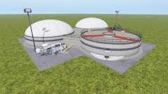 La producción de biogás v1.1 para Farming Simulator 2017