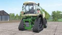 Krone BiG X 580 crawler para Farming Simulator 2017