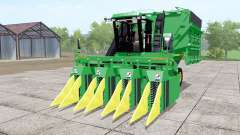 John Deere 9965 lime green para Farming Simulator 2017