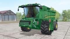 John Deere S690i moving elements para Farming Simulator 2017