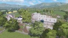 Blue Scar para Farming Simulator 2017