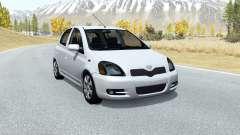 Toyota Vitz RS 5-door (P10) 2000 para BeamNG Drive