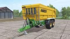Jøskin Trans-Espacio 7000-27 para Farming Simulator 2017