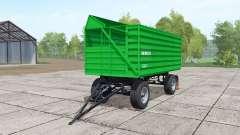 Conow HW 80 V5.1 lime green para Farming Simulator 2017