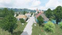 Eslovaquia v1.1 para Farming Simulator 2015