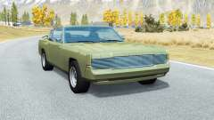 Gavril Barstow coupe v2.7.5 para BeamNG Drive