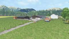 Talmap para Farming Simulator 2015