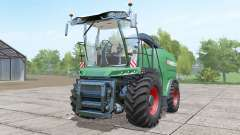 Fendt Katana 65 wheels selection para Farming Simulator 2017