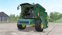 John Deere 2056 moving elements para Farming Simulator 2017