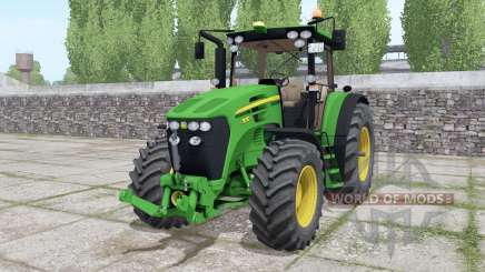 John Deere 7830 animation parts para Farming Simulator 2017