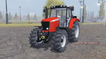 Massey Ferguson 5475 animation parts para Farming Simulator 2013