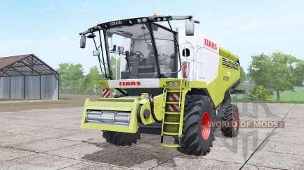 Claas Lexion 750 configure para Farming Simulator 2017