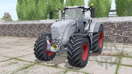 Fendt 822 Vario tires Michelin AxioBib 2 para Farming Simulator 2017