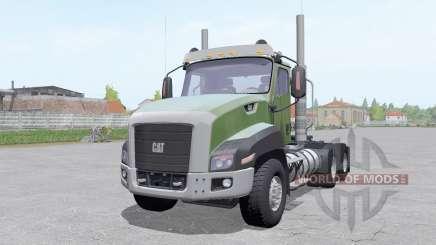 Caterpillar CT660 tractor 6x6 2011 para Farming Simulator 2017
