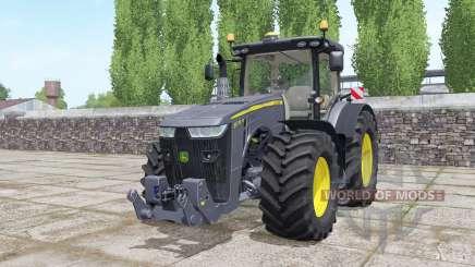 John Deere 8270R Black Edition para Farming Simulator 2017