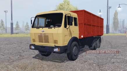 FAP 1620 with trailer para Farming Simulator 2013