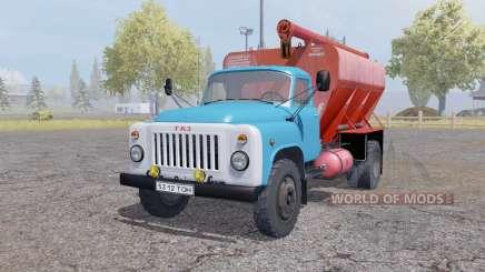 GAZ 53 ZSK para Farming Simulator 2013