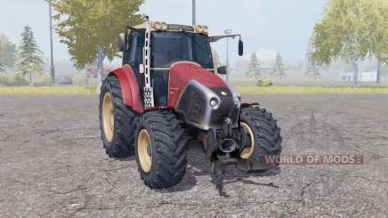 Lindner Geotrac 94 dark red para Farming Simulator 2013