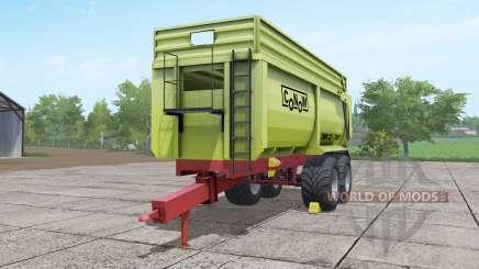 Cønøw TMK 22-7000 para Farming Simulator 2017
