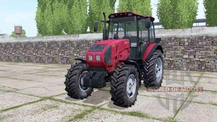 1523 la parte trasera junto ruedas para Farming Simulator 2017