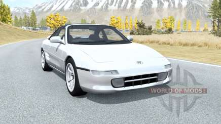 Toyota MR2 GT (W20) 1993 para BeamNG Drive