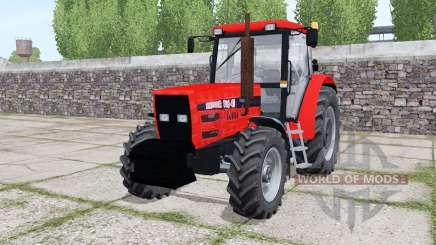 Zetor Forterra 11641 configure para Farming Simulator 2017