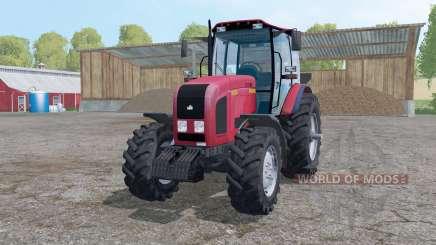 Belarús 2022.3 moderadamente rosa para Farming Simulator 2015