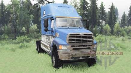 Sterling A9500 Dragon blue v1.4 para Spin Tires