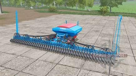 Lemken Solitair 12 multifruit para Farming Simulator 2017