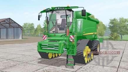 John Deere T660i crawler modules para Farming Simulator 2017
