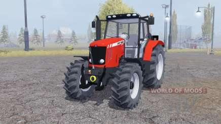 Massey Ferguson 5475 manual ignition para Farming Simulator 2013