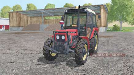 Zetor 7745 4x4 animation parts para Farming Simulator 2015
