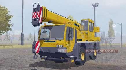 Liebherr LTM 1030 4x4 para Farming Simulator 2013