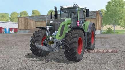 Fendt 927 Vario interactive control para Farming Simulator 2015
