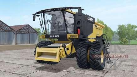 Claas Lexion 760 North America para Farming Simulator 2017