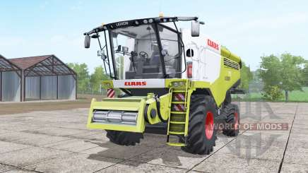 Claas Lexion 770 interactive control para Farming Simulator 2017
