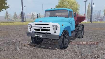 ZUMBIDO MMZ 555 1966 para Farming Simulator 2013
