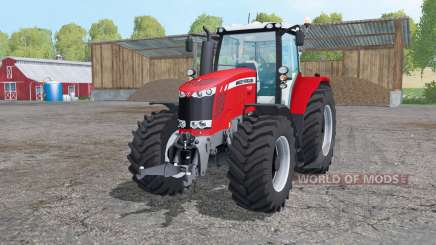 Massey Ferguson 7722 animation parts para Farming Simulator 2015