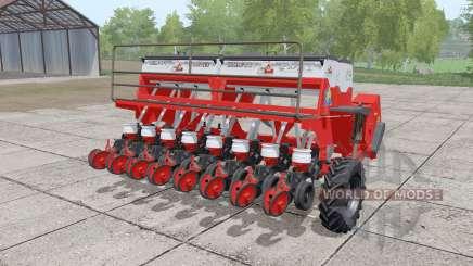 Semeato Personalle Drill 21 para Farming Simulator 2017