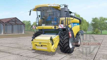 New Holland CX8080 4x4 para Farming Simulator 2017