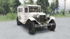 GAS 55 1938 Sanitarias v1.5 para Spin Tires